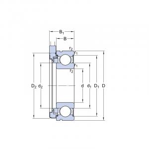 Motor encoder units